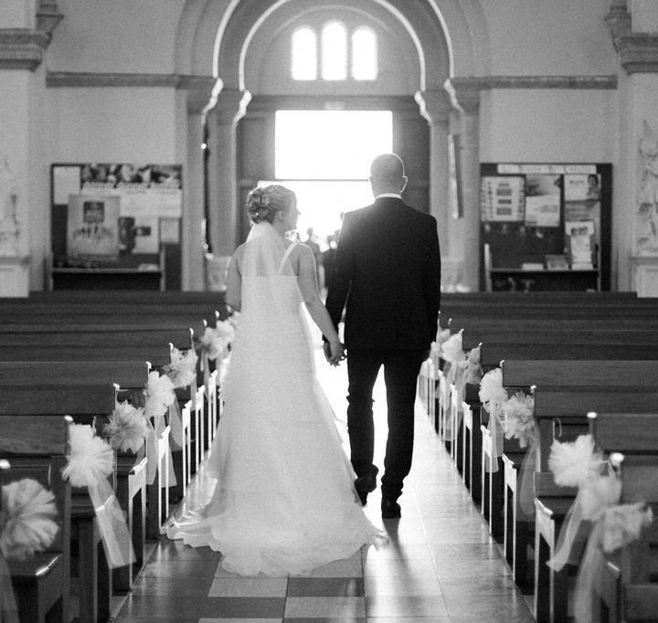 UN MARIAGE PRÈS DE DOUAI