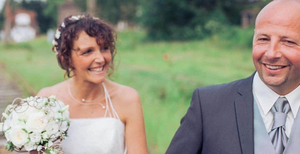 UN REPORTAGE PHOTO MARIAGE AU PRINTEMPS