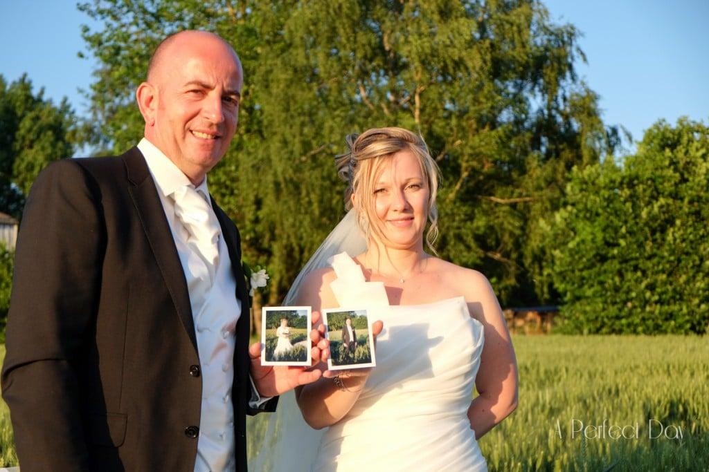 Un mariage près de Douai - Séance photo de couple