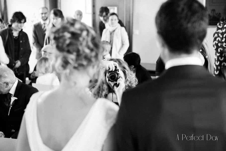 Mariage de Sophie & Olivier - séance photo avec les mariés