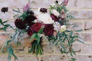 mes prestations de photographe mariage à Lille - Le bouquet de la mariée