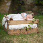 Les séances photos Naissance & Bébé