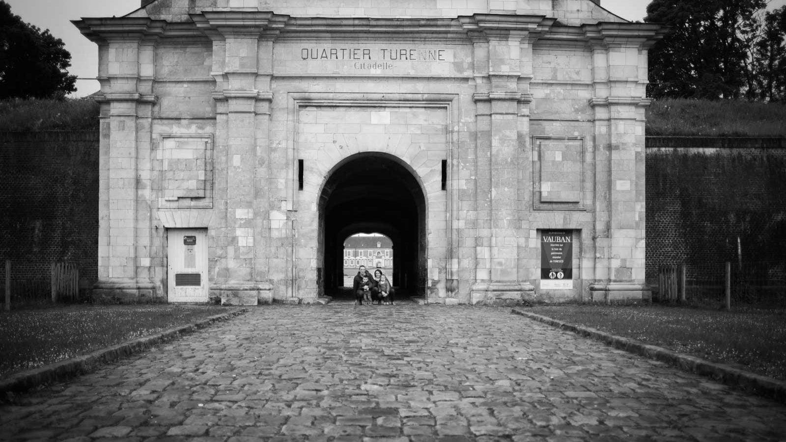 des photos de famille à Arras