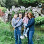 Un shooting famille à Roubaix