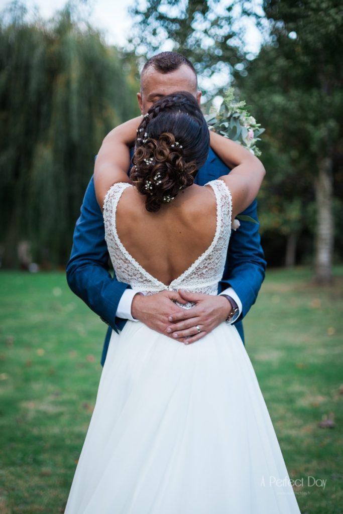 Un mariage à Valenciennes - Photos de couple à la Gentilhommière