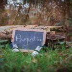 Un shooting grossesse en forêt de Marchiennes