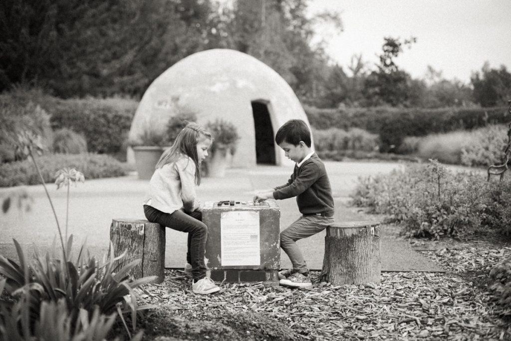 Portrait d'enfants au parc Mosaïc a Houplin-Ancoisne