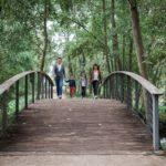 Une séance photo famille au Parc Mosaïc