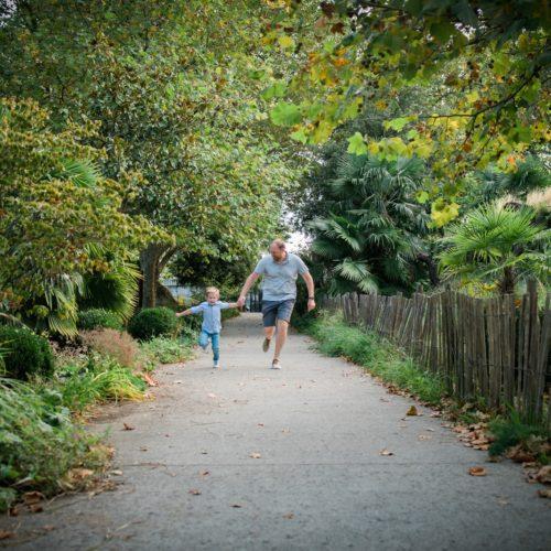 Shooting famille au jardin des géants à Lille