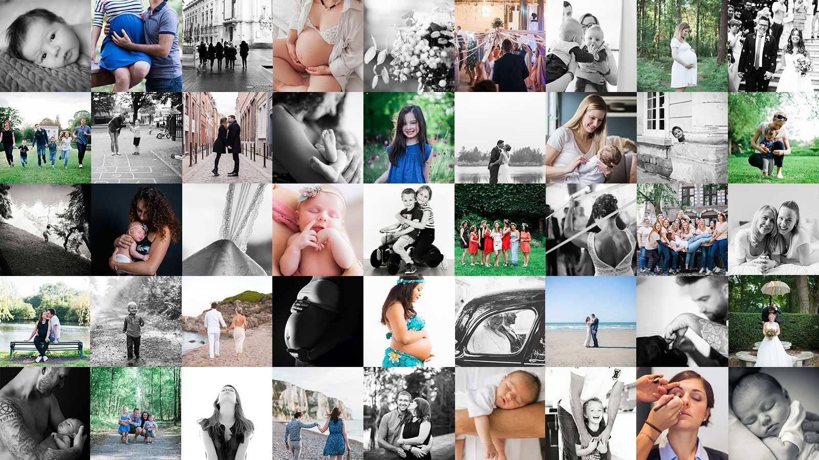 Photographe Lille famille bébé grossesse